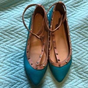 BCBGeneration Shoes - BCBGeneration Studded Flats